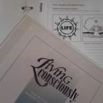 LCII -cover plus page- LIFE & Kaboom