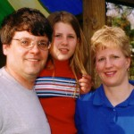 Adults & Fam Joe, Kim, Laura
